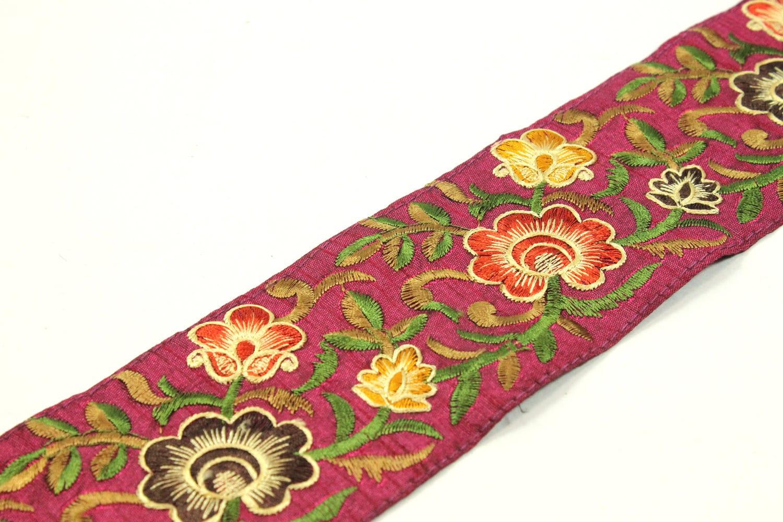 Decorative Fabric Trim Decorative Fabric Trim Wide Unique By Artsycraftsydesigns On Etsy