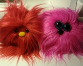 Custom Order for GG - Hot pink and Red Coodles (2)