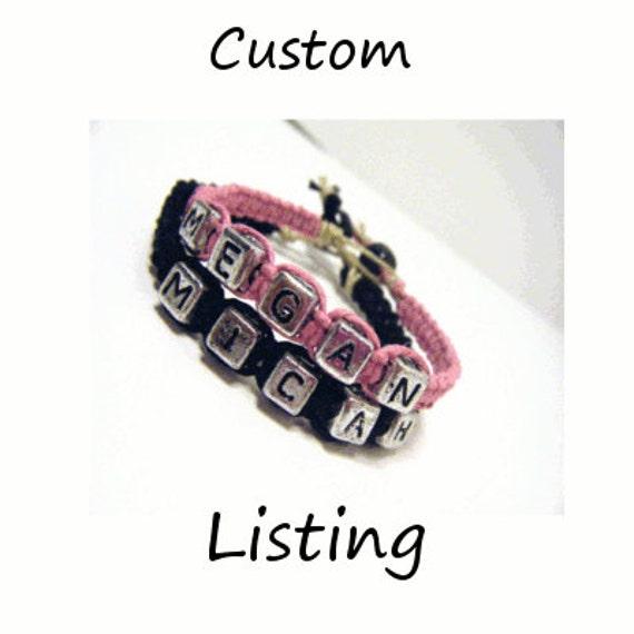 Custom Listing for Faithbrown7