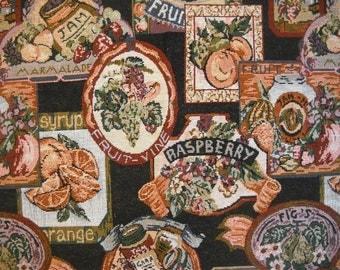Italian Tapestry fabric- sample- Portfolio textiles- ref pt5t