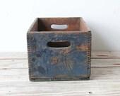 Blue Dovetail Vintage Box