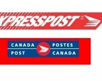 Upgrade to EXPRESS SHIPPING - For  Canada only Listing