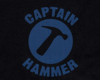 Boxer Shorts Men Underwear Captain Hammer (Dr. Horrible) Screenprint Undies sizes S, M, L, XL