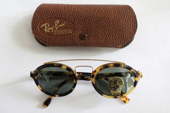 Vintage Ray Ban B & L  Sun Glasses.(Free Shipping)