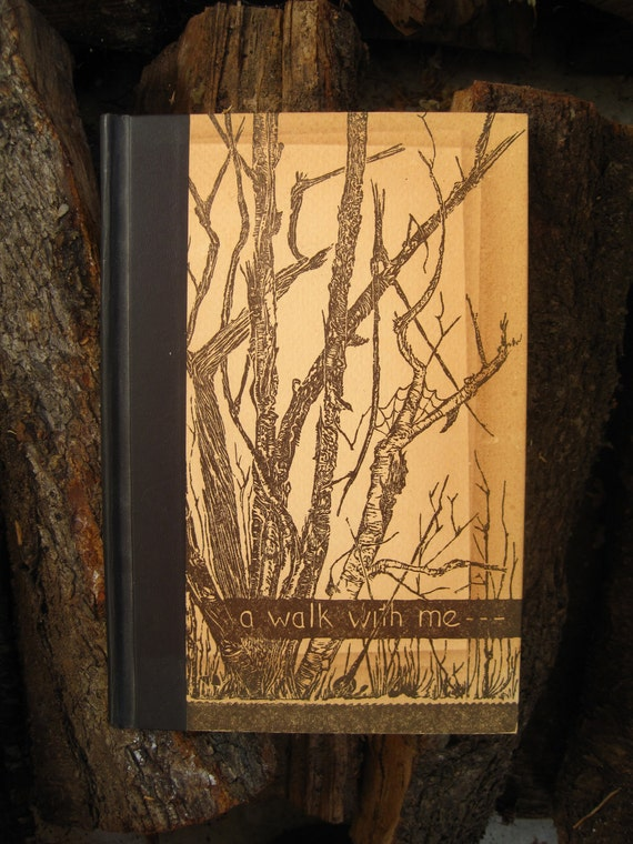 Set of Two Nature Poetry Books with Gorgeous Illustrations by Gwen Frostic