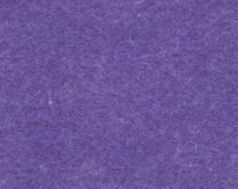 "18"" x 24"" Violet Sky Purple Acrylic Felt FQ - equal to 4 Sheets Felt"