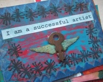 Custom Made Affirmation Cards