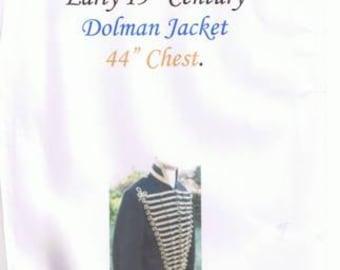 19th Century Dolman Jacket.