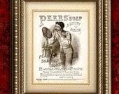 Vintage Bathroom Decor PEARS Soap Ad Vintage Art Print Home Decor Wall Decor 8x10 inches ad5