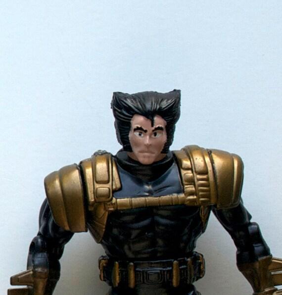 X-men Wolverine Action Figure, 1991 Vintage, Marvel Comics