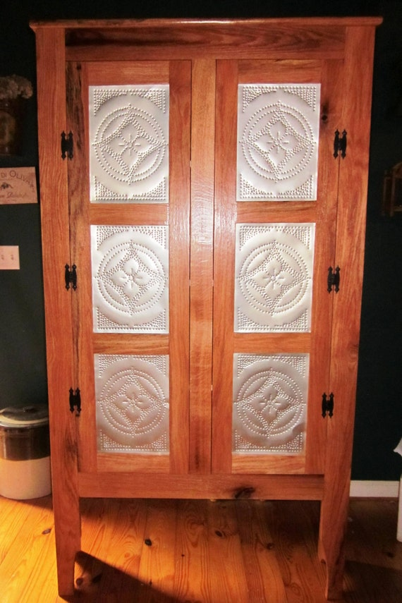 Items Similar To Pie Safe Cabinet Pantry 1900 S Style