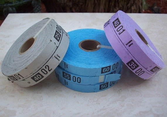 Rolled Dry Cleaners Tags for Scrapbooking, Card Making or Crafting