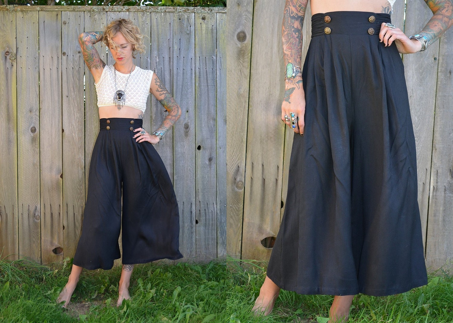 Culottes and Skorts Culottes for women. Modest Apparel USA offers a wide selection of culottes for ladies including gym culottes and skorts, culottes that look more like a split skirt, gaucho styles, long shorts. culottes for camp, church camp culottes.