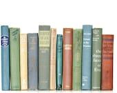 End Of Summer 12 Book Collection Interior Design Vintage Book Decor