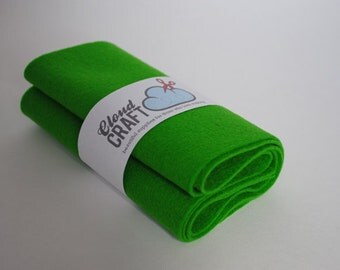100% Wool Felt Roll - 12x90cm - Alfresco