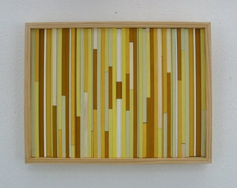 Wood Wall Art, Painting, Sculpture, Abstract ,Modern, Texture, Home and Living