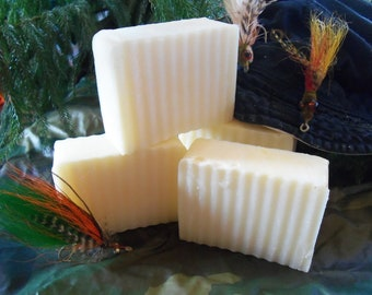 """The Invisible """"Scents-less"""" Man Handcrafted Soap"""