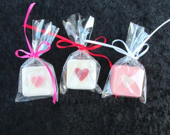 Wedding - Favors, Glycerin Soap with Custom Personalization