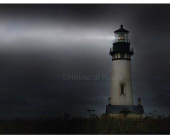 Oregon Lighthouse 11x14