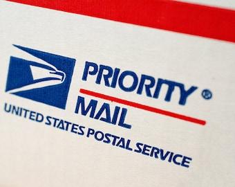Priority Shipping Upgrade - Domestic/International