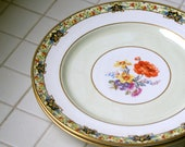 West End Pottery Dinner Plates set of Two