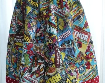 Marvel Avengers Skirt