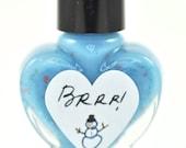 Brrr Nail Polish 5ml Mini Bottle