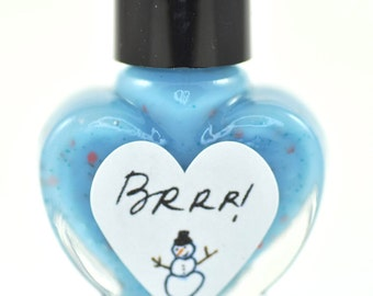 Brrr Nail Polish 5ml Mini Bottle