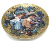 Summertime Fancy 1992 Collectors Plate by HAMILTON with Certificate of authenticity John Grossman