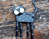 kitty cat pin