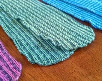 3 Knit Shoe Mittens, Size Medium