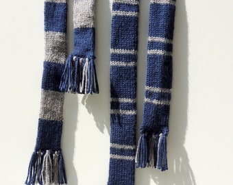 "Harry Potter Scarf Ravenclaw House fits 18"" Dolls like American Girl"