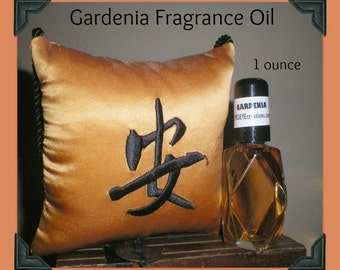 GARDENIA Fragrance Body Oil 1 ounce (oz)