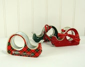 Vintage Scotch Tape Dispensers - Sleighs