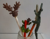 Instant Sourvenir Pencil Collection - Pencil Toppers