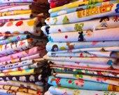 DESTASH Grab Bag of Kawaii Fabrics