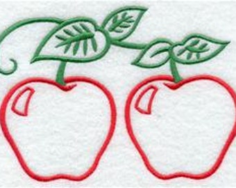 Apple   Wedding Accent Designs  ---   SMALL