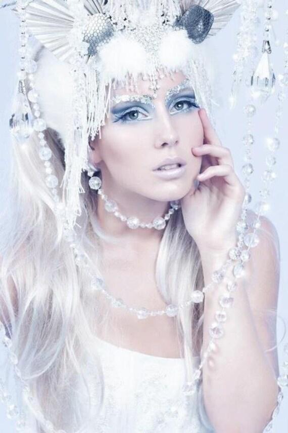 Ice Queen Halloween Costume