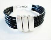 Soldes : before 20 USD ... (leather bracelet barras)