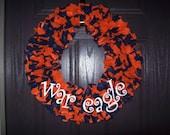 """War Eagle Wreath 18"""""""