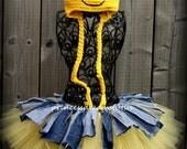 Tutu/Hat Halloween Costume Minion