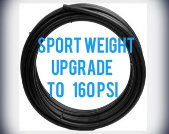 Upgrade to Sport Weight - ADD ON for DanceHoop Hula Hoops - Size Up to 160 PSI