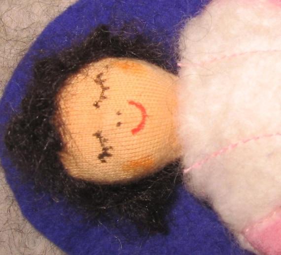 Sleeping doll, Puppi, dolls, sleeping face, doll