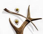 Hair Stick Hair Pin Tribal Hair Fork Deer Antler Deer Carving Hairpin Hair Accessory MariyaArts