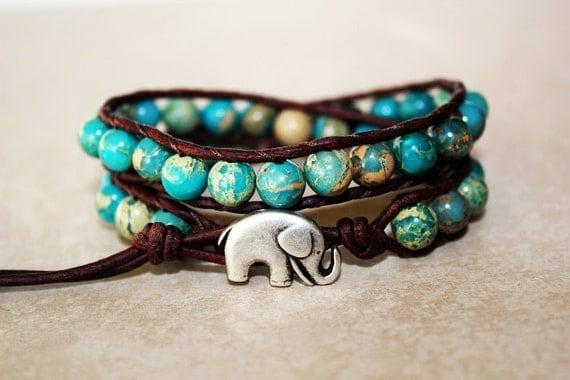 Elephant Wrap Around Ring Etsy