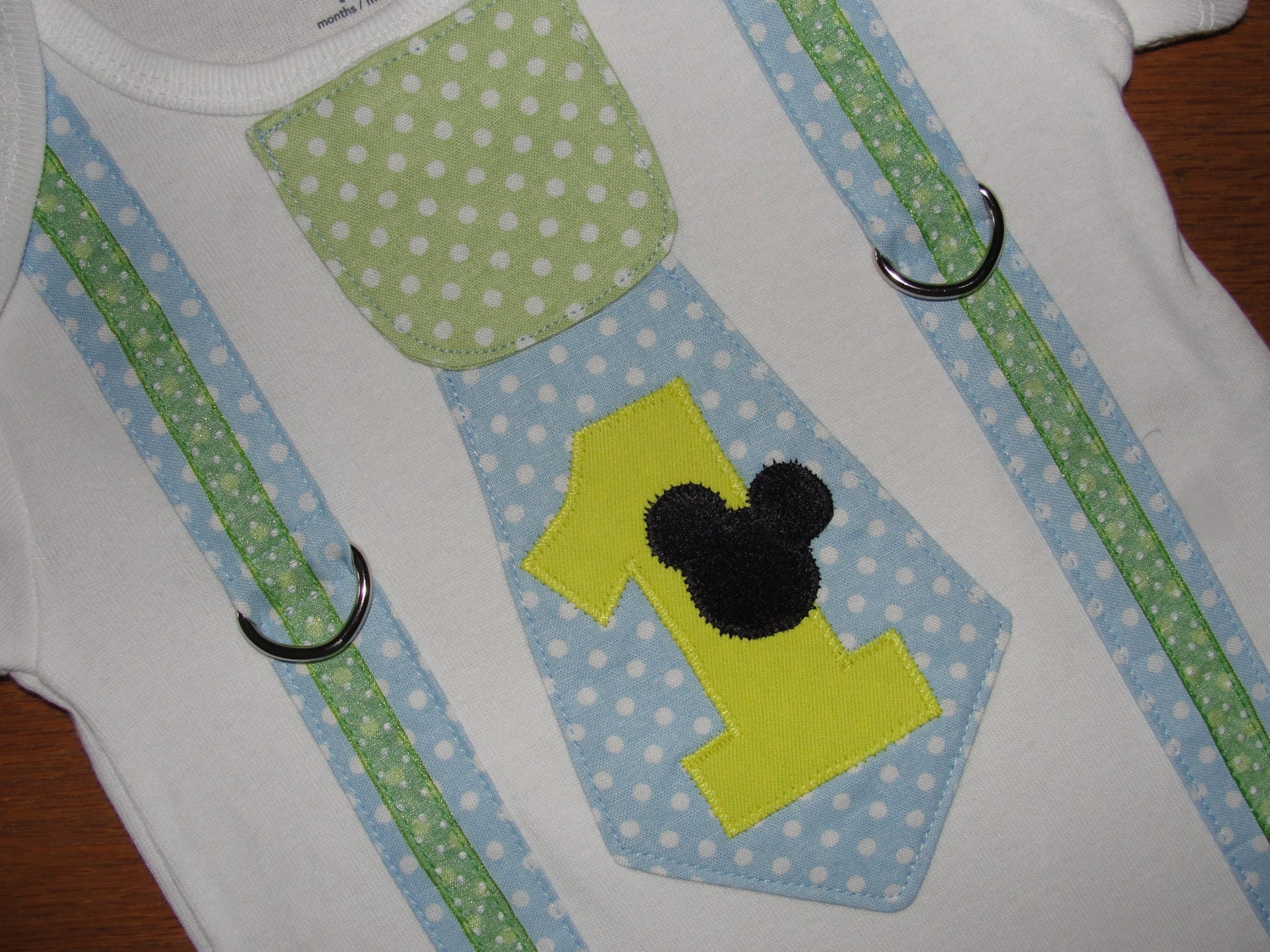 Baby Mickey Mouse Party Outfit Baby Mickey Theme by HomeArtsBoerne
