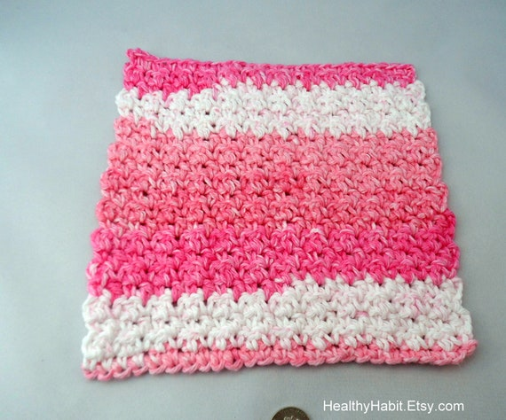 Crocheting Dishcloths For Beginners : Dishcloth Scrubbie Crochet PATTERN on Etsy - Microsoft Word Washcloth ...