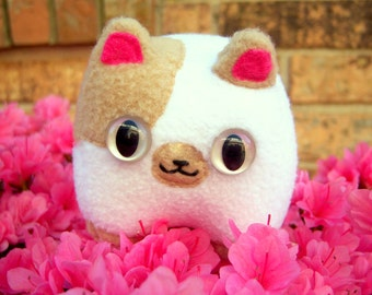 Cake the Cat -- Tiny Stuffed Kitten, Adventure Time Cake,