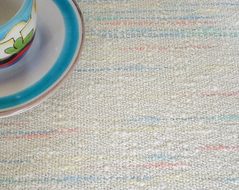 Confetti Handwoven Cotton Placemats, set of 2
