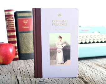 Kindle Cover or Nook Cover- Ereader Case made from a Book- Pride and Prejudice